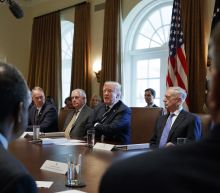 Trump Ordering His Cabinet To Search For Spare Change To Fund His Wall