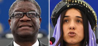 性暴力行為者がノーベル平和賞を受賞