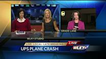 Investigation continues after UPS cargo plane crash