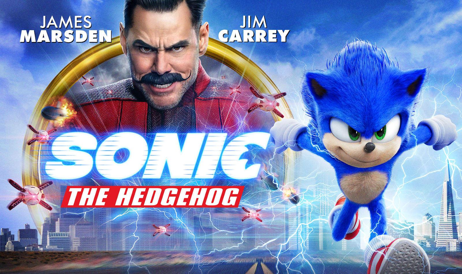 Sonic The Hedgehog Movie Gets An Early Digital Release On March 31st