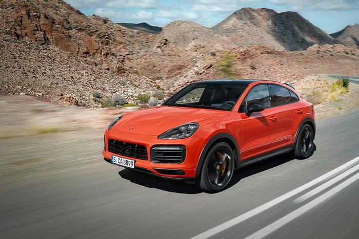 Porsche sobrepone el dise o a la funcionalidad en la - Porche diseno ...