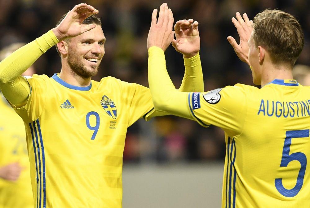 Mondial 2018: la Suède tient le rythme, la Suisse assure