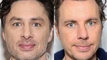 Zach Braff and Dax Shepard are basically twins — and we have proof