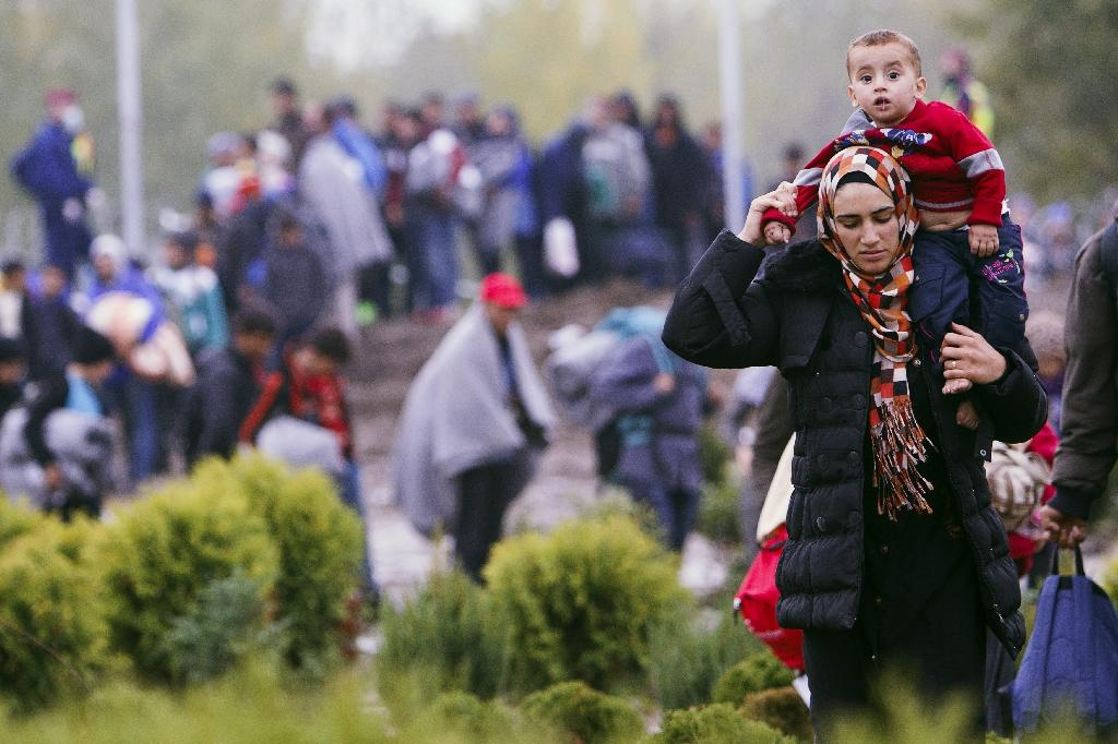 Hungary has refused to take in any of the hundreds of thousands of migrants who arrived in Europe in 2015 (AFP Photo/Hanna Sonia)