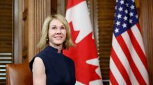 Trump picks envoy to Canada Kelly Craft for U.N. ambassador