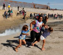 Trump administration official defends tear gas use at Mexico border