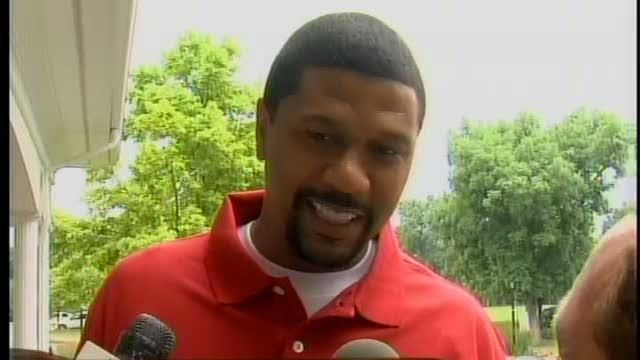 Jalen Rose and friends raise money for new Detroit school