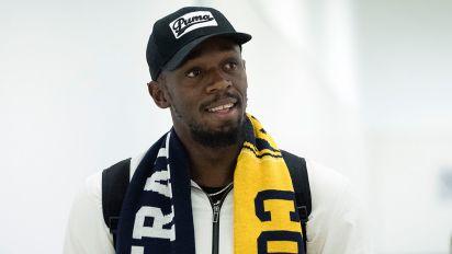 The crazy odds behind Usain Bolt's A-League bid