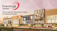 Paradigm Mall, Johor's largest, opens in Skudai