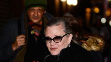 Celebs React to Carrie Fisher's Death