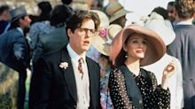 'Four Weddings and a Funeral' TV series plots huge twist for Hugh Grant's character