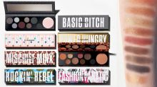 Here's Exactly What MAC's New Basic Bitch Eyeshadow Palette Looks Like on Your Skin
