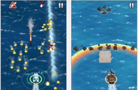 Daily iPhone App: Danger Boat is an endless runner on the waves