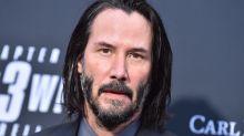 Keanu Reeves kämpft gegen sich selbst