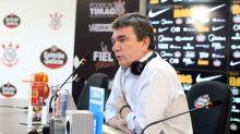 Andrés brinca e pede menos ansiedade pelos naming rights da Arena: 'Em breve anunciaremos'