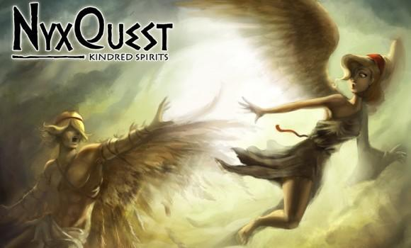 PSA: Icarian: Kindred Spirits is now NyxQuest: Kindred Spirits