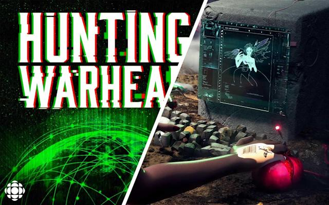 What we're listening to: 'Hunting Warhead' and Grimes