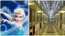 Prison inmates learning songs including Disney's Frozen hit in bid to cut reoffending