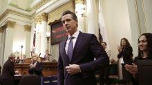 The Latest: California governor accuses Trump of retribution