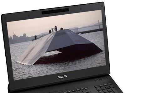 ASUS G74SX-A1 gaming laptop gets rated, loves a bit of Battleship