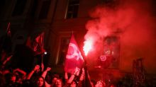 Around 1,000 women gather in Istanbul to protest against femicides