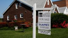 US home prices rise at a slower pace