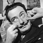 Salvador Dali's body was exhumed for a paternity test — and forensic experts found his mustache still intact