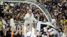 Pope's civil union words spark reactions around the globe