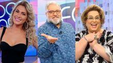FGTS emergencial? SBT demite Lívia Andrade, Leão Lobo e Mamma de uma só vez