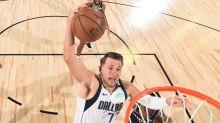 Luka Doncic creates history as Mavericks beat Kings while the Nets shock Bucks