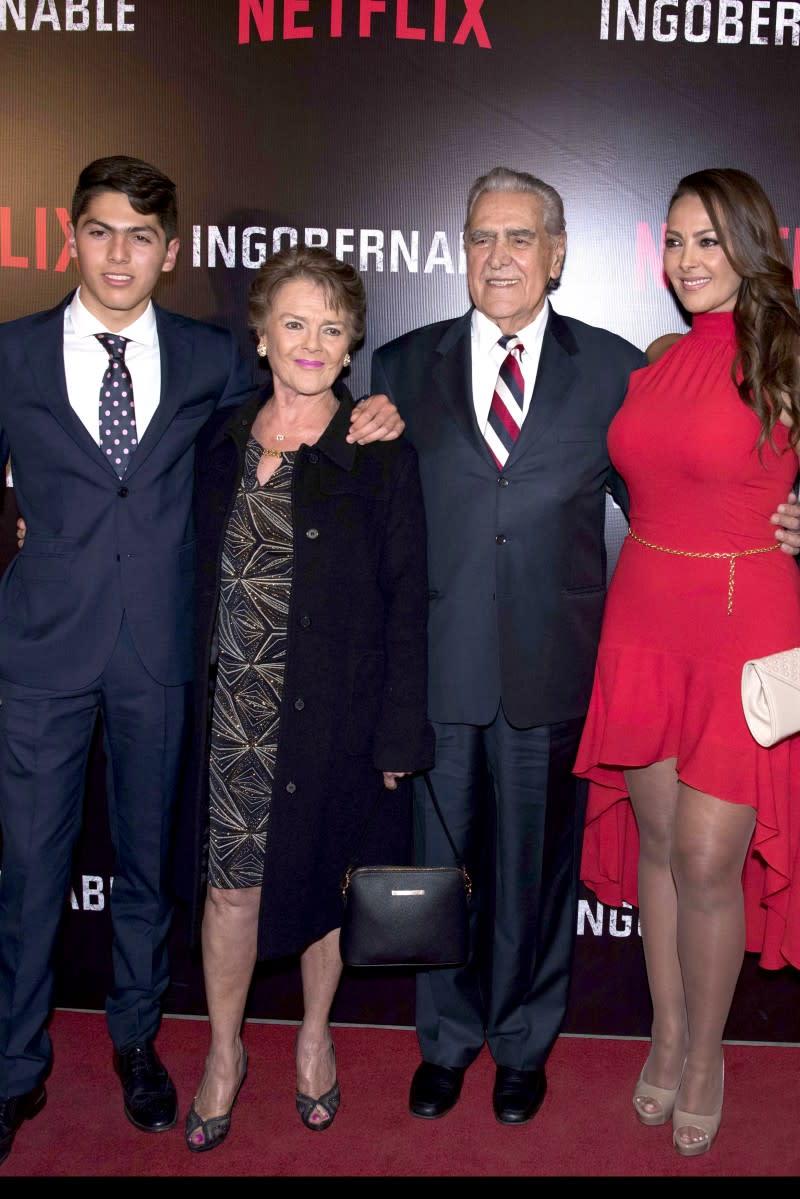 Los Papas De Kate Del Castillo Con La Ingobernable