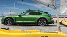 Porsche Taycan Cross Turismo: du coffre à revendre