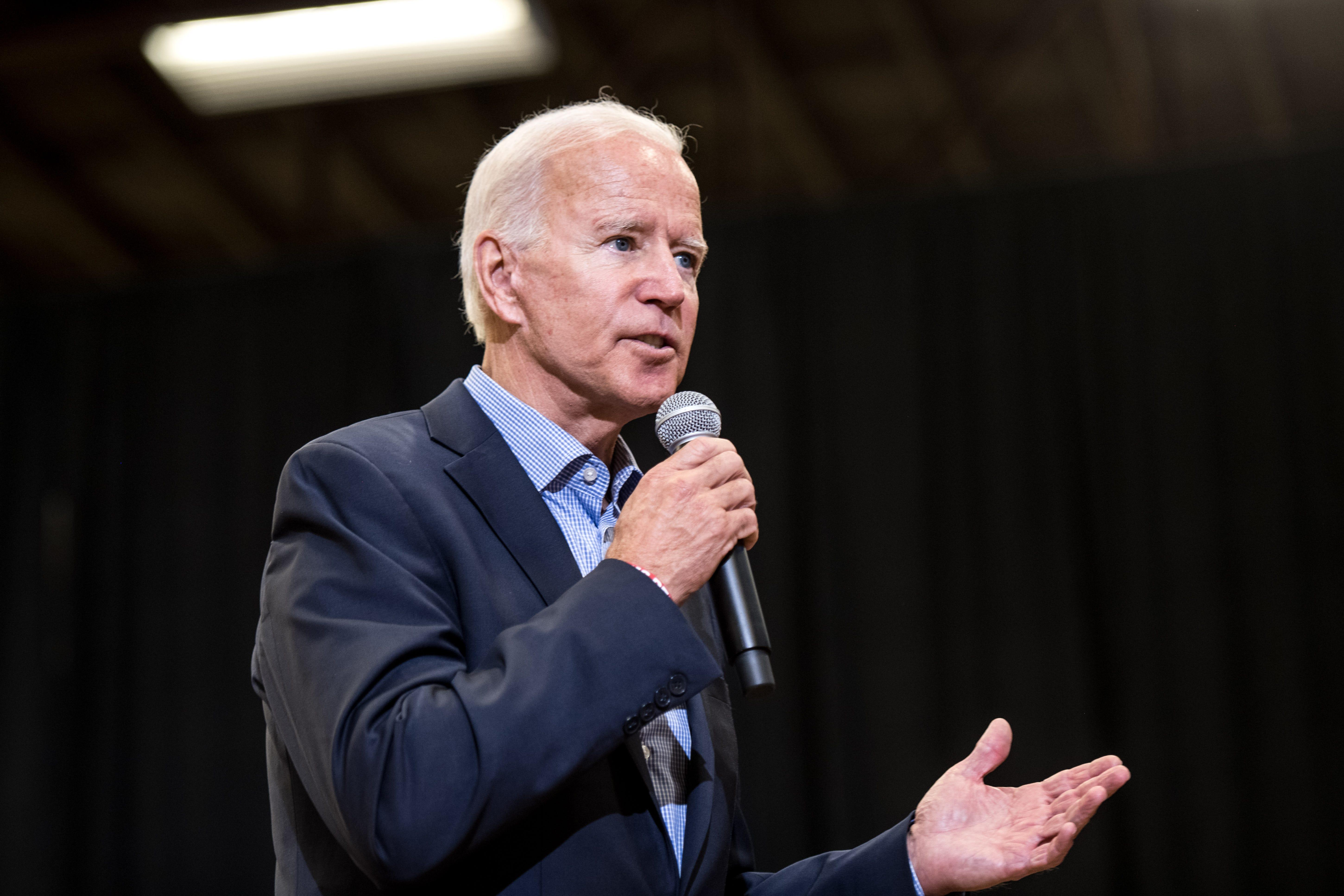 Joe Biden attended fundraiser hosted by fossil fuel company co-founder despite backlash