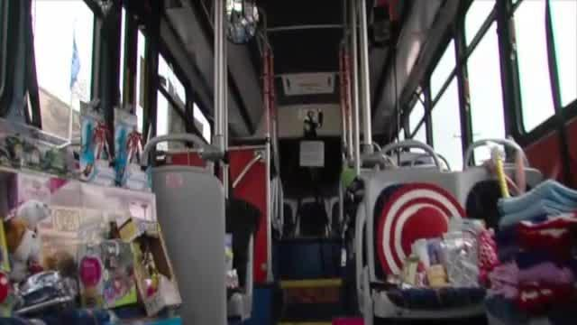 Operation Homefront: Stuff the Bus
