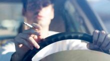 Smoking in your car can knock £2,000 off its value