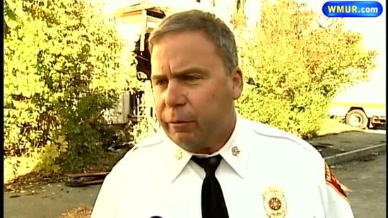 Fire chief says abandoned buildings at risk of arson