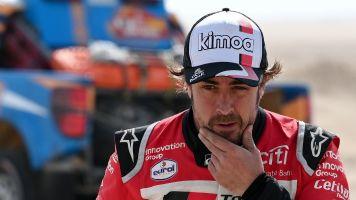 """Fernando Alonso: """"Si vuelvo al Dakar, será para ganarlo"""""""