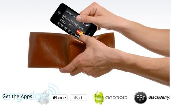 CSI Virtual MasterCard app bringing mobile payments to iOS, Android and BlackBerry