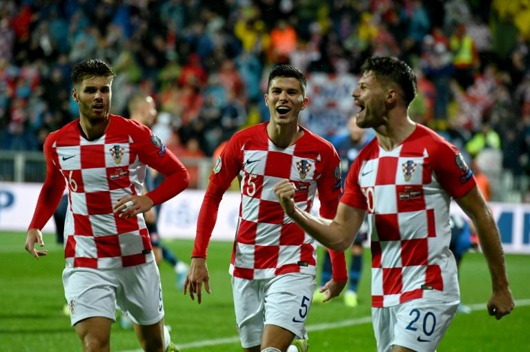 'Dark horses no more': Croatia cap resurgence with Euro 2020 spot