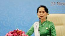 Myanmar hopes for deal with Bangladesh on Rohingya refugees: Suu Kyi