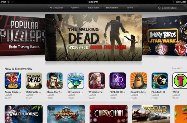 Apple gives App Store categories their own highlights, lets niche apps have 15 minutes of fame