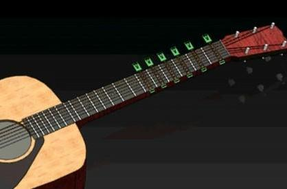 Insert Coin: Tabber lights up your fretboard, shows you the way to rock