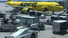 Flight delay melee: Spirit passengers arrested after kicking and punching employees and tossing phones, food and shoes at them
