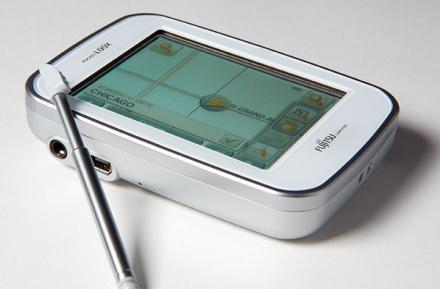 Hands-on with Fujitsu's upcoming Pocket LOOX N100 GPS unit