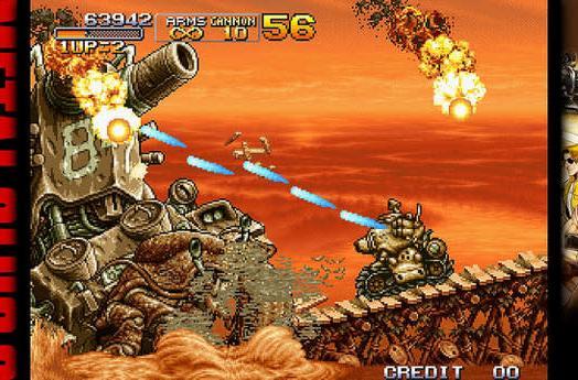 Metal Slug 3, fan-chosen Neo Geo games coming to PSN