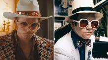 Taron Egerton is glad Elton John wasn't on 'Rocketman' set while they filmed sex scene: 'That would've been weird'