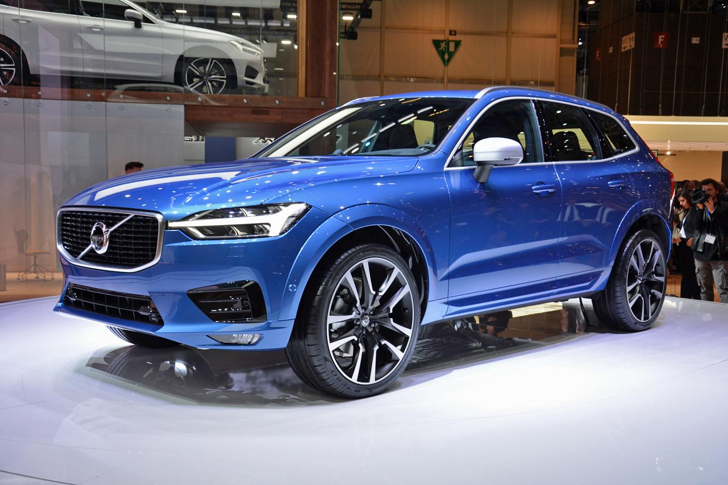 Volvo plans to debut a 2019 allelectric vehicle with a 250mile range