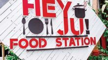 Hey Ju Food Stop celebrates 1st anniversary