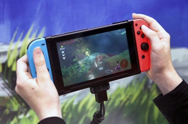 Nintendo says Switch play time data hasn't been deleted