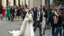 Príncipe Christian de Hanover e ex-modelo peruana se casam em Lima